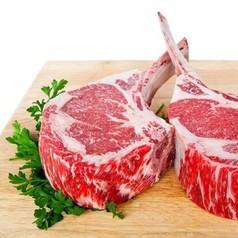 USDA Prime Black Angus Tomahawk Steaks (2)