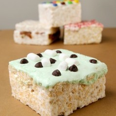 Giant Marshmallow Crispies -  4 Pack