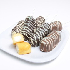 Belgian Chocolate Covered Twinkies® 6 Piece