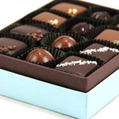 Salted Caramel Truffle Collection