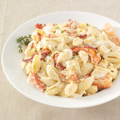 Lobster Mac & Cheese Casserole For 6