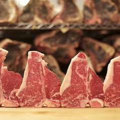 30 Day Dry-Aged USDA Prime Black Angus T-Bone Steaks