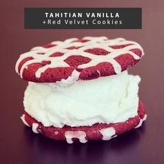Tahitian Vanilla + Red Velvet Cookies Pack