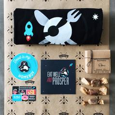 Mac Daddy Gift Box + $250 Gift Card