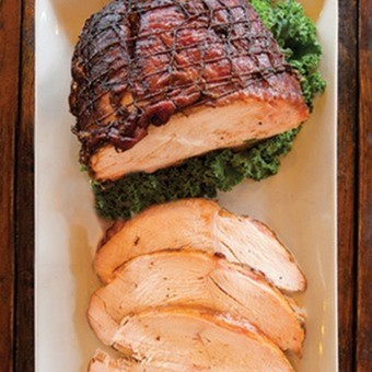 Traditional Smoked Turkey Breast