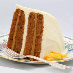 Carrot Caramel Delight Cake